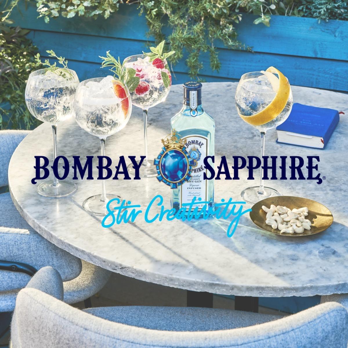 Bombay Sapphire – Stir Creativity