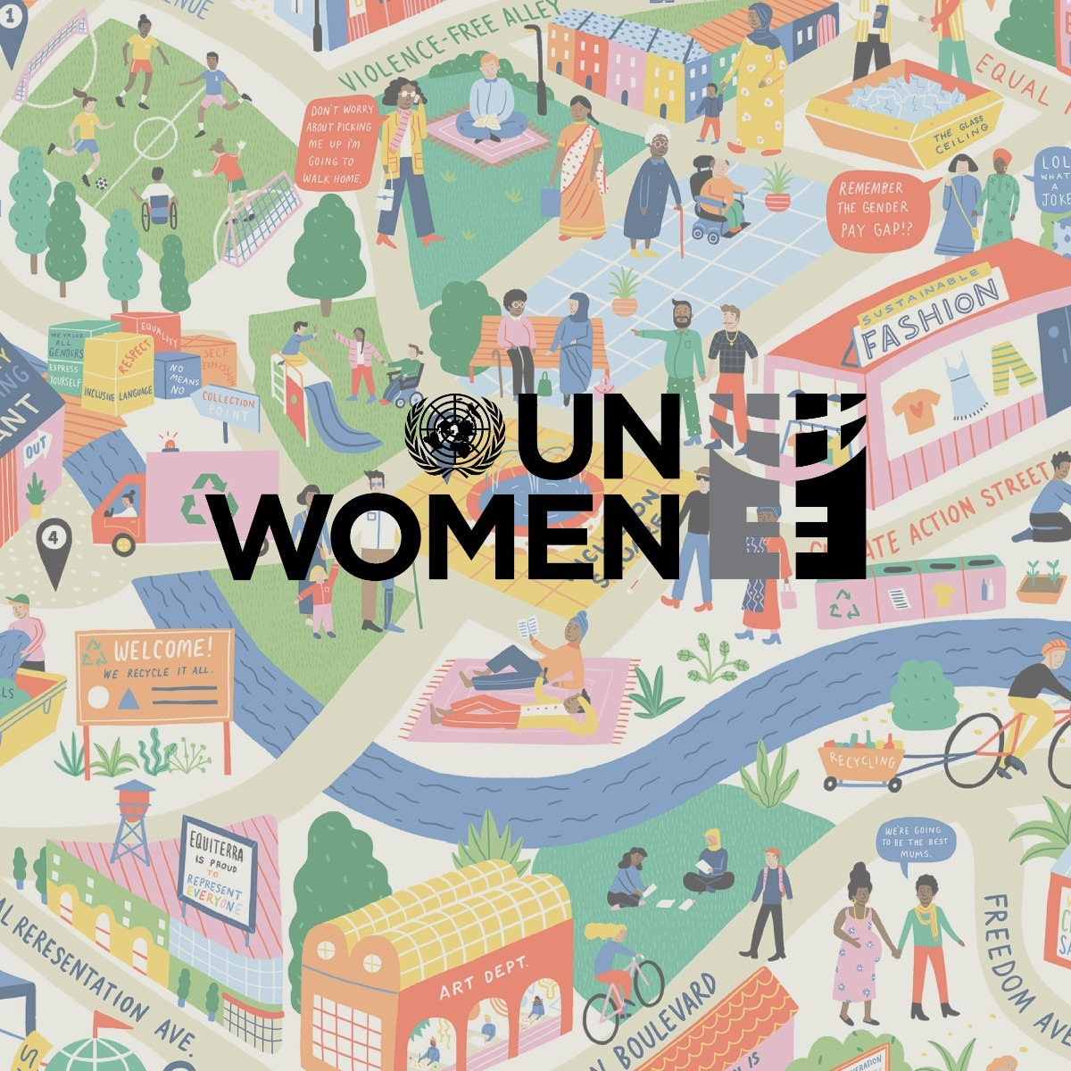 UN Women Global Call to Creatives