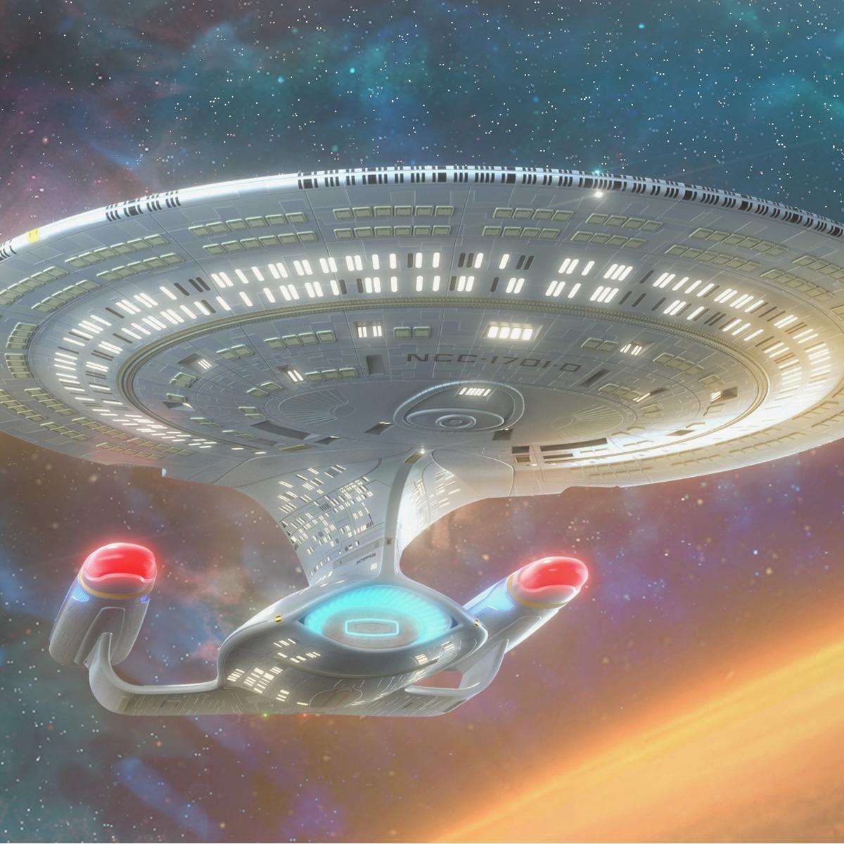 Create Artwork Inspired by Star Trek™ Fleet Command