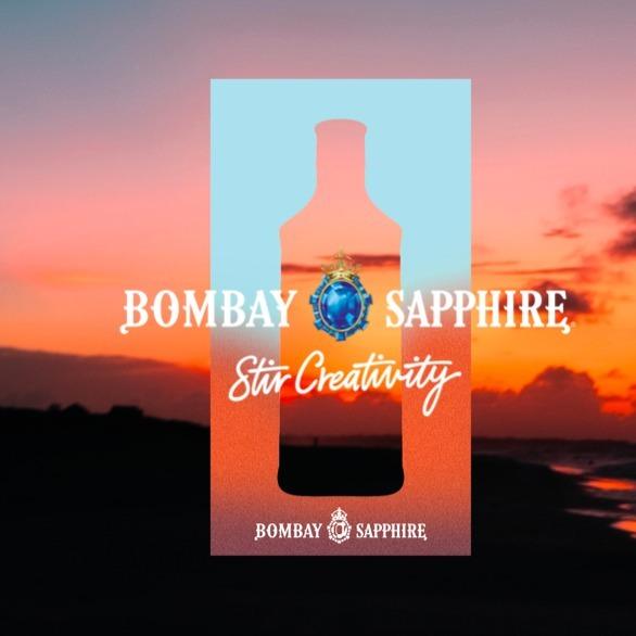 Bombay Sapphire Sunset - Stir Creativity