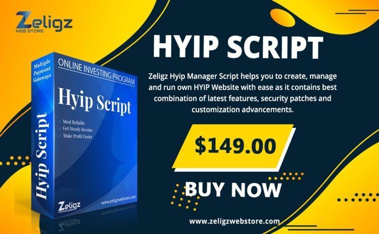 HYIP Script Software website pl - alla_alyona | ello