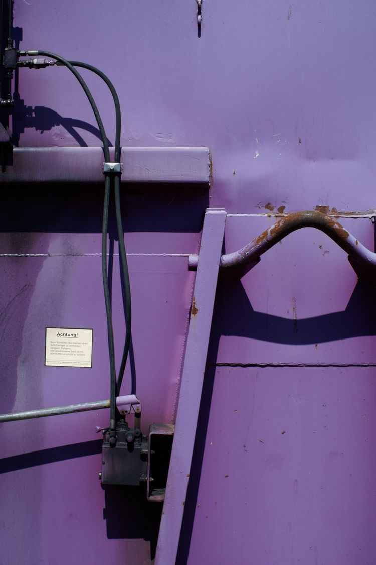 Awtomat - photography, steel, container - marcushammerschmitt | ello