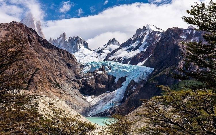 Glacier Piedras Blancas, El Cha - papa_delta | ello