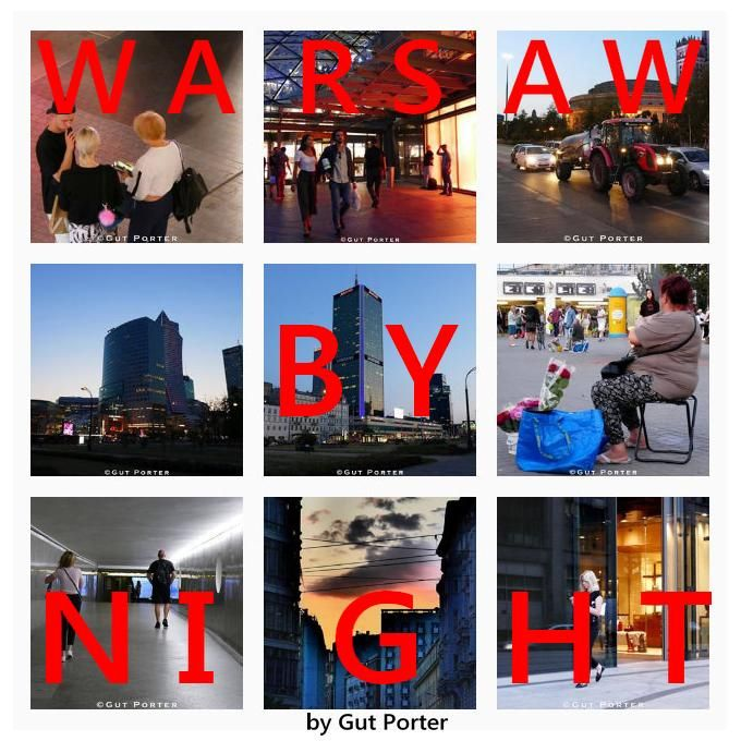 Warsaw Night - WarsawByNight, Summer - gutporter | ello