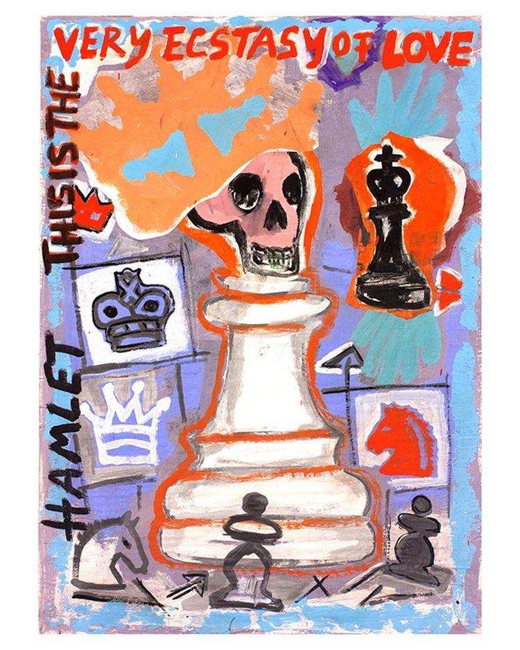 Hamlet William Shakespeare - sk - boraistudio | ello