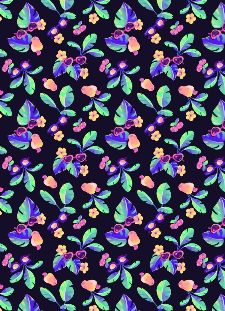 illustration, pattern, rapport - credobia | ello