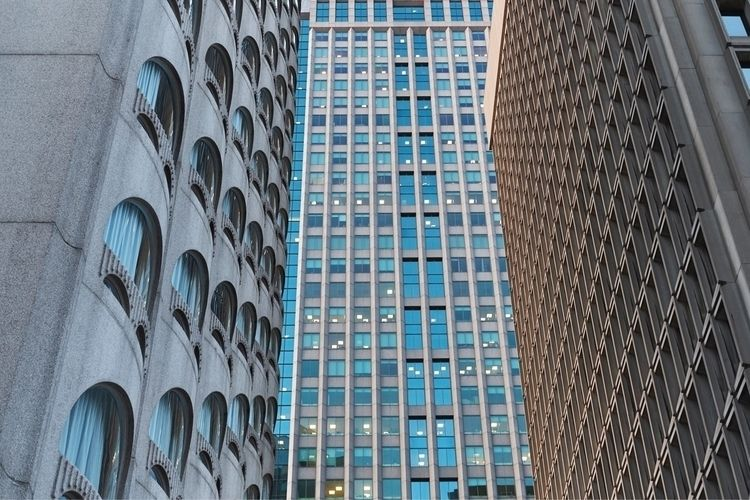 montreal, brut, architecture - tsiah | ello