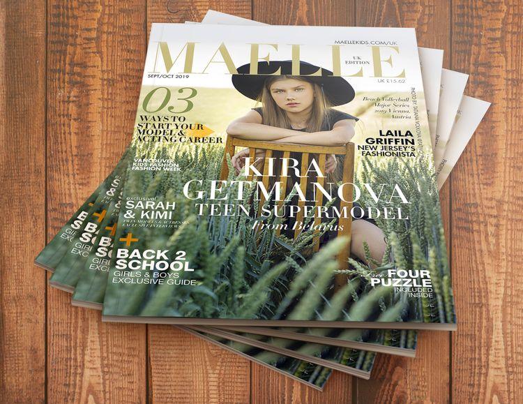 Maelle Kids UK Magazine Septemb - maellekidsmag | ello