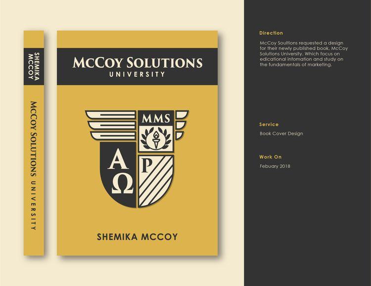 McCoy Solutions Univesity Book  - mdsgn   ello