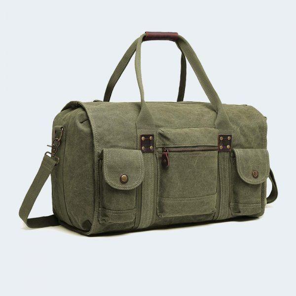 Travel Bag Canvas Duffle Oversi - ezihom | ello