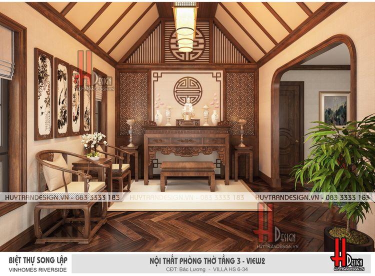Dự án Thiết kế Biệt thự Vinhome - huytrandesign | ello
