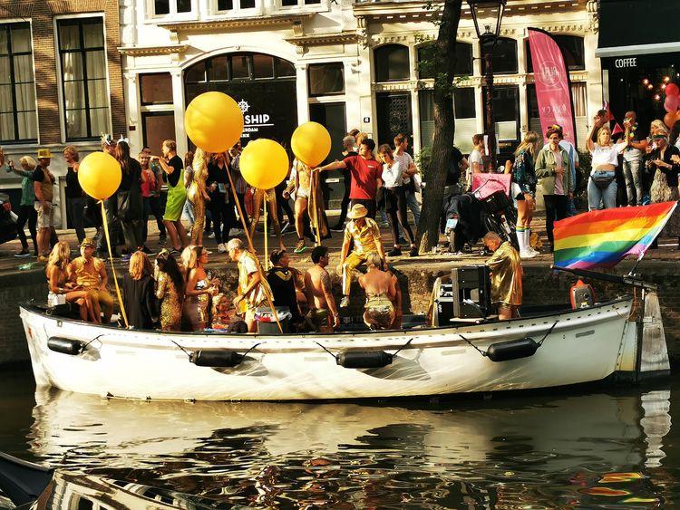 Colours Amsterdam - wandering_wolf   ello