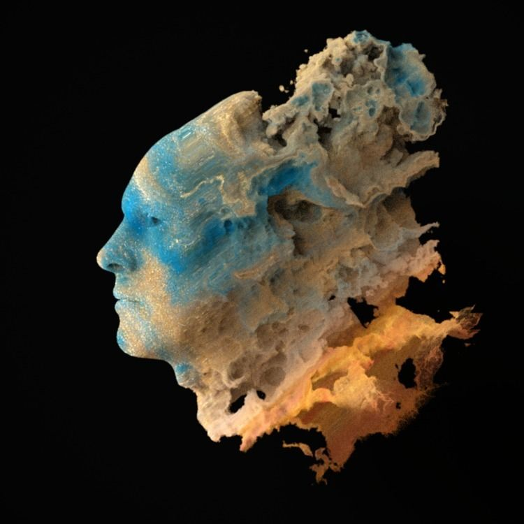 Composition - 3D#, digital, sculpture - z3rogravity | ello