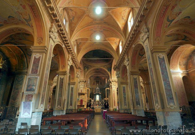 Vimercate ( ): Interior Blessed - milanofotografo   ello