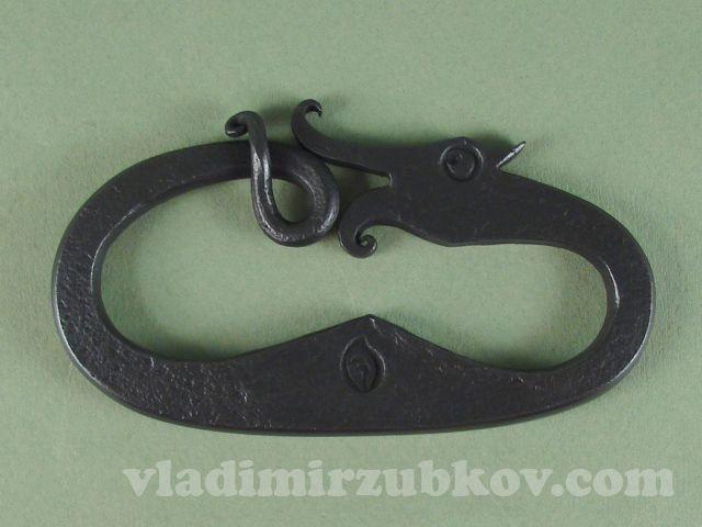 Hand forged flint striker. Mate - vladimir_z | ello