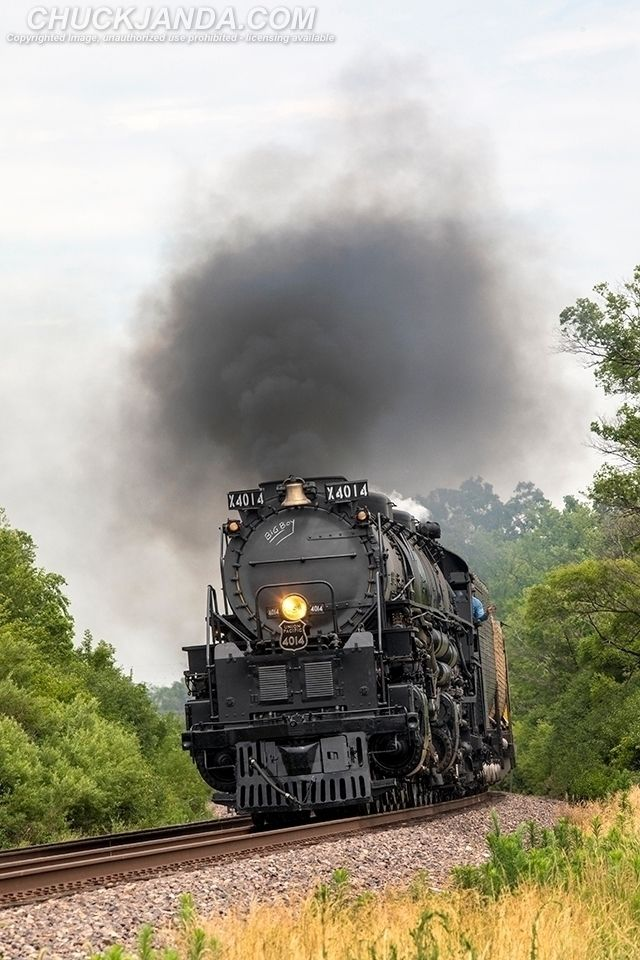 Union Pacific Big Boy 4014 - Il - chuckjanda | ello