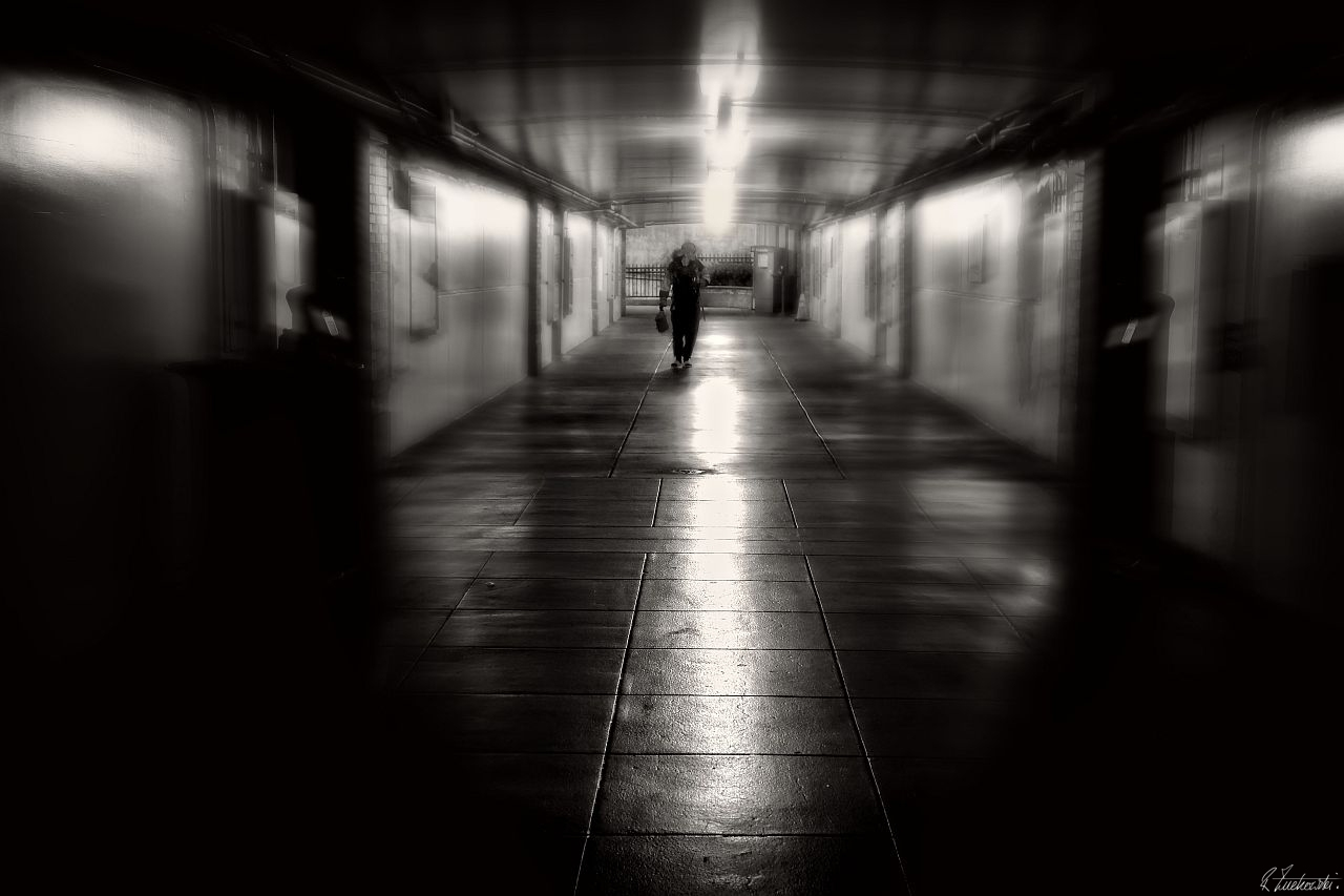 underpass - robzucho,, photography, - abstractcolorism | ello