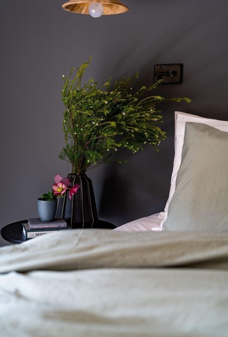 Cotton Percale Quilt Cover Sage - thegoodsheet | ello