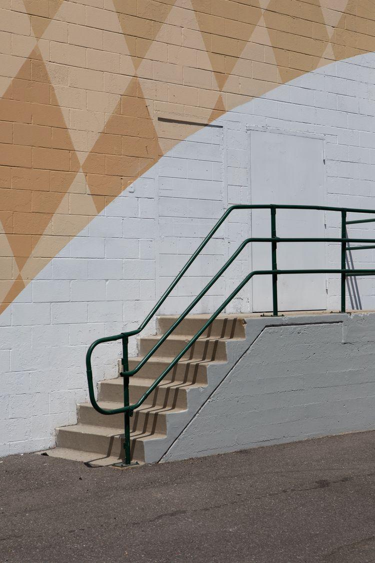 Storage Facility Stairs, Lincol - odouglas | ello