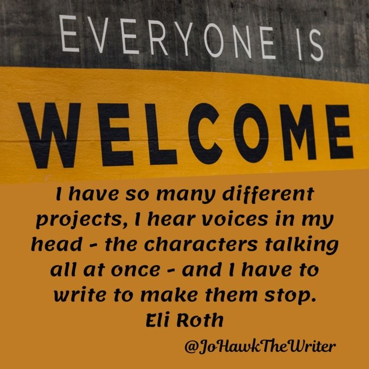 Party – Daily Quote home hear s - johawkthewriter   ello