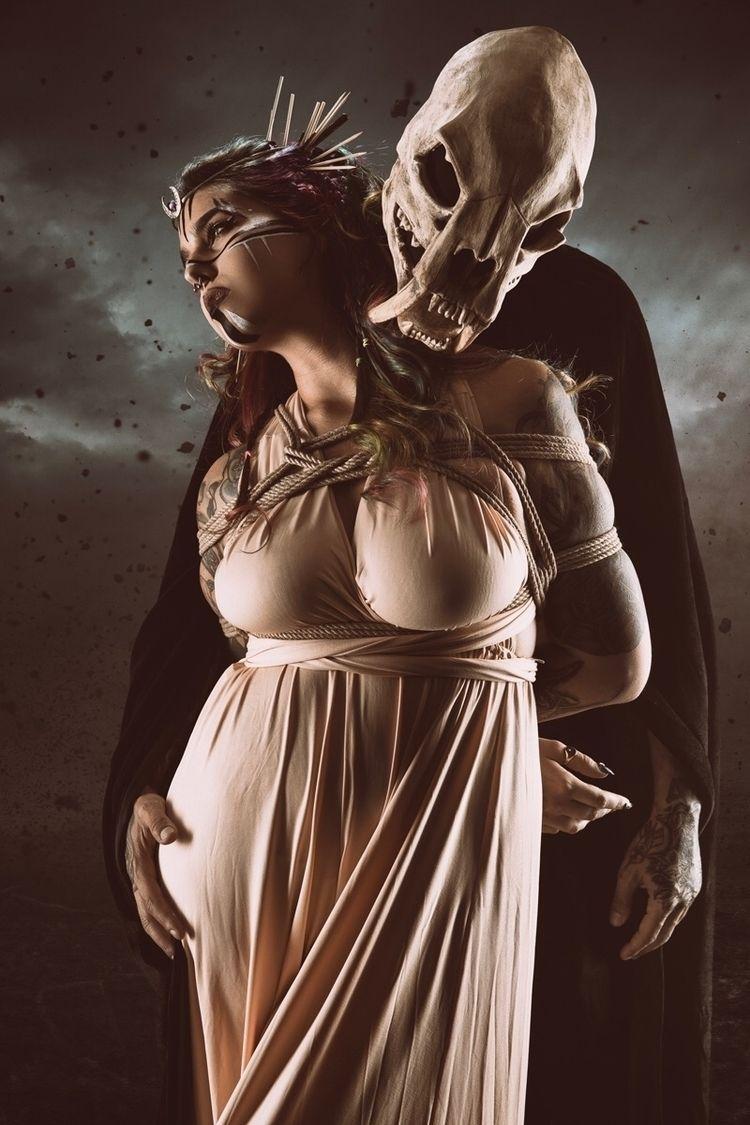 Photographer: Meghane Connor Co - darkbeautymag | ello