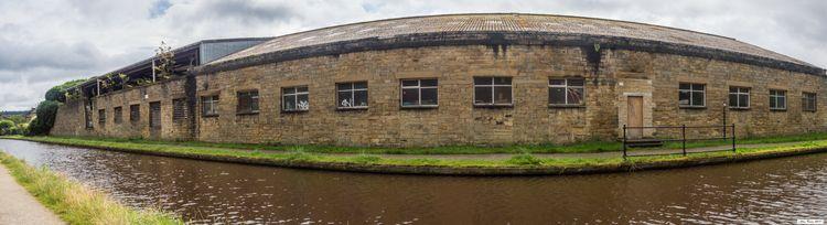 canal Slaithwaite, Yorkshire - tecnonaut   ello