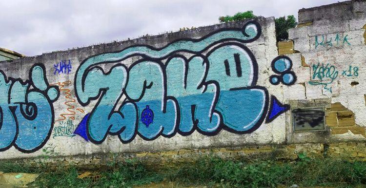 2017, graffiti, deface, vandalize - isaqueskt | ello