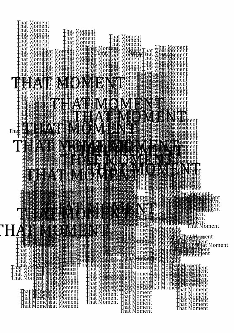 (Concrete Poetry 2016) project  - drewrobinson | ello
