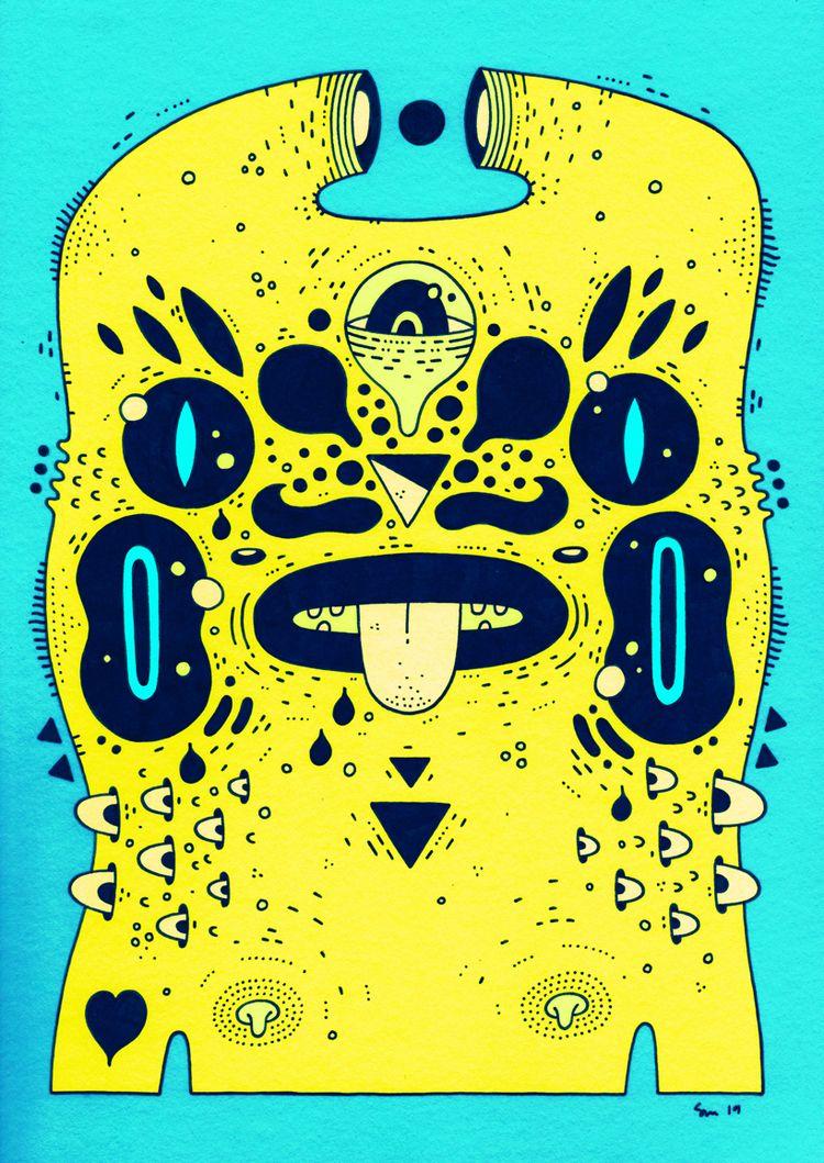 lemon drizzle - cosmicnuggets | ello