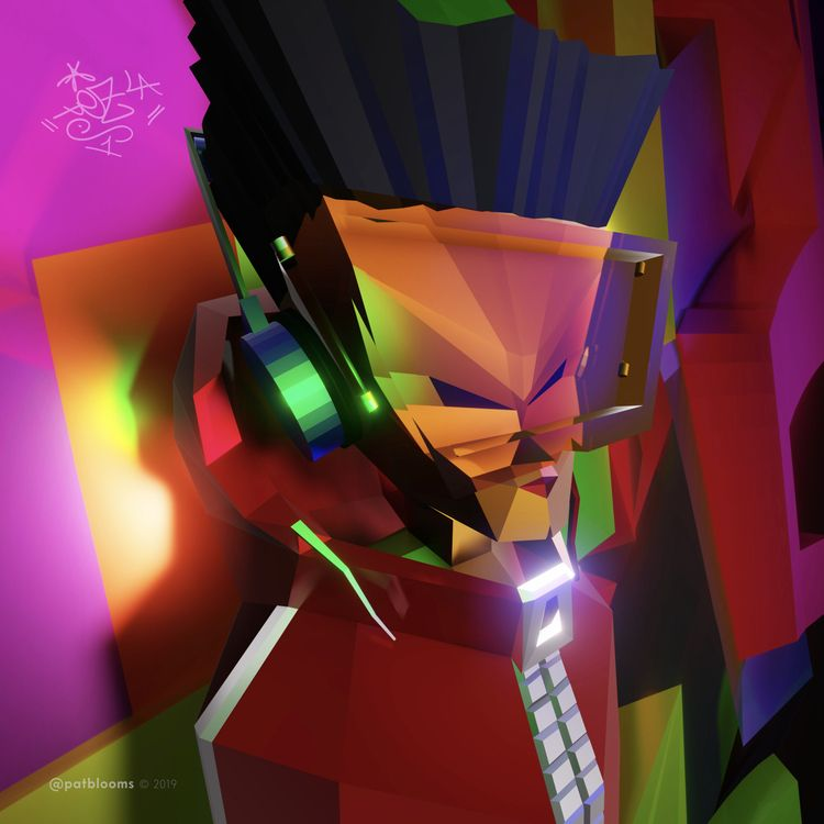 work Hip Hop (2019) colorful at - tezone | ello