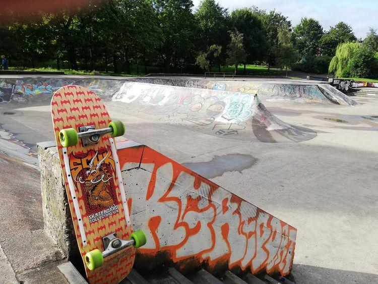 Skatepark - kelvingrove, scotland - hippy66 | ello