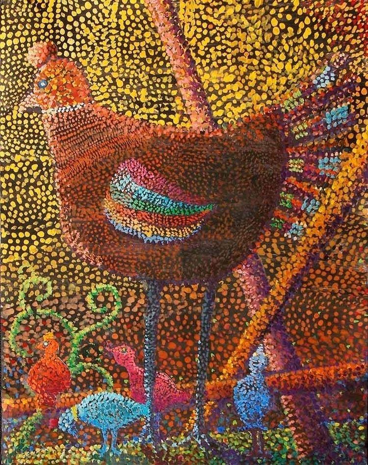 African Mother Hen - africa, love - onarietta_remet | ello