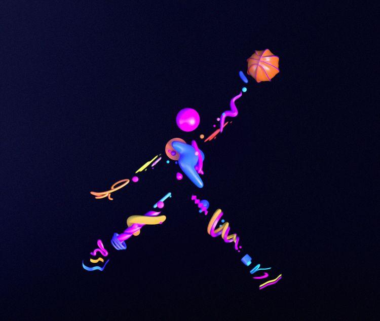 Technicolor Goat - moe_choice | ello