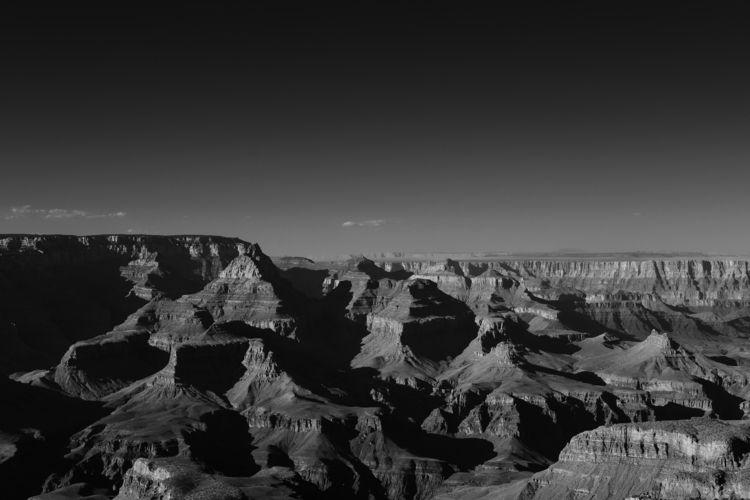 Canyon Shadows - grandcanyon, grandcanyonnationalpark - ilirtahiri | ello