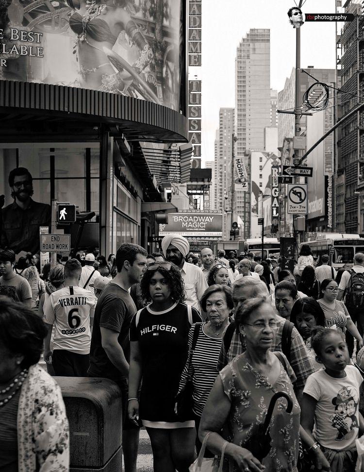 Times Square, York City - rbrphotography | ello