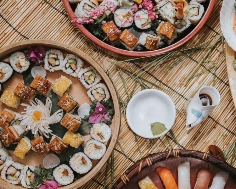 Sushi love!! Photo catering Bal - xiaoxianxian   ello