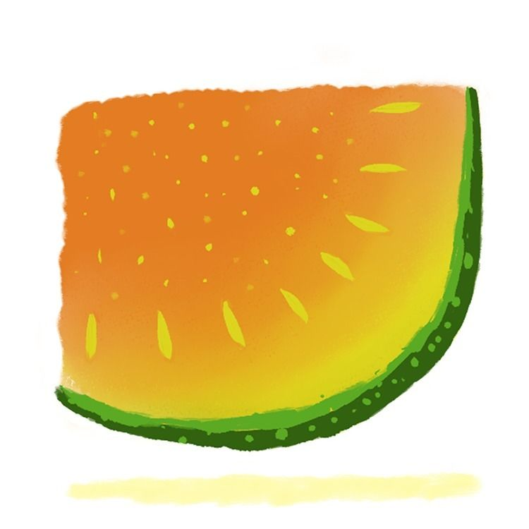 Water Melon  - digitalart, digitalpainting - paulchoo | ello
