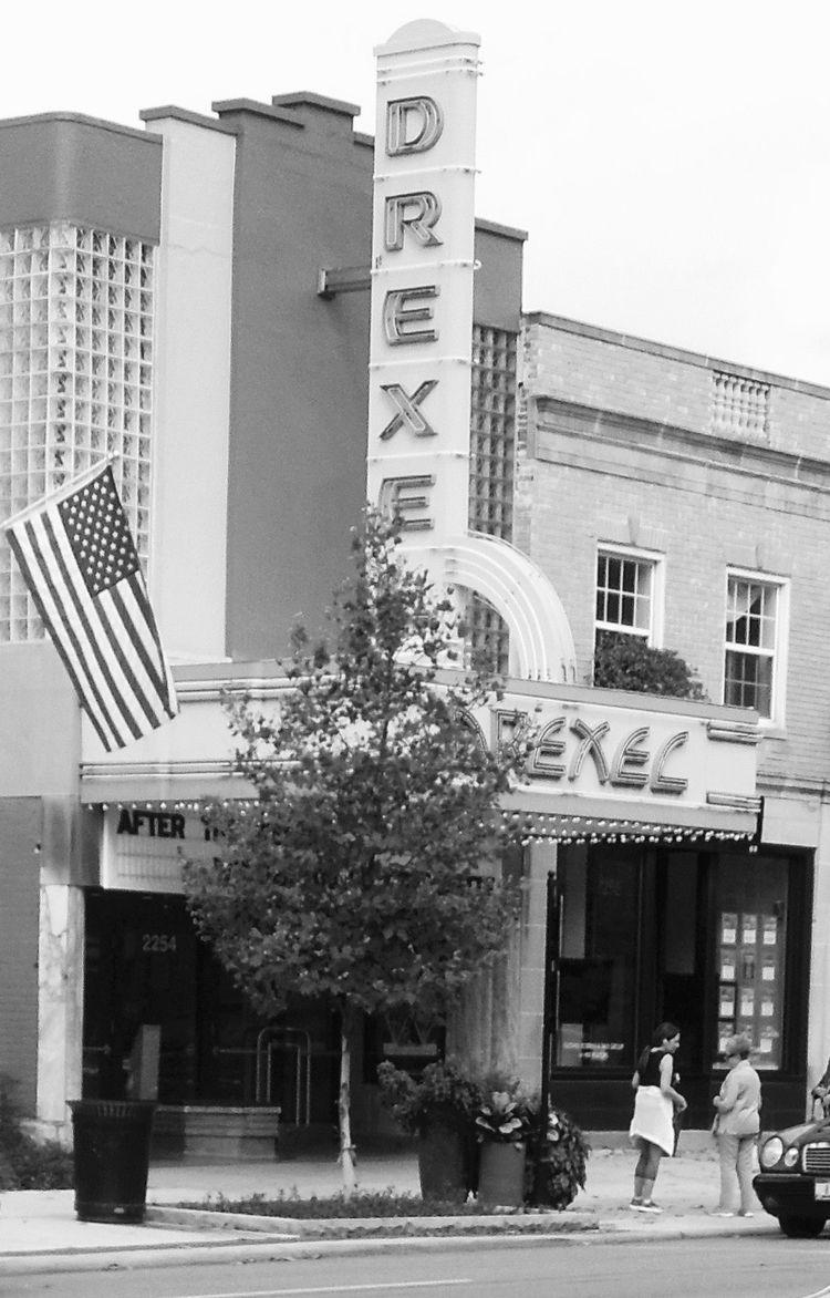 Drexel Theatre Bexley, Ohio - twogreenthumbs | ello