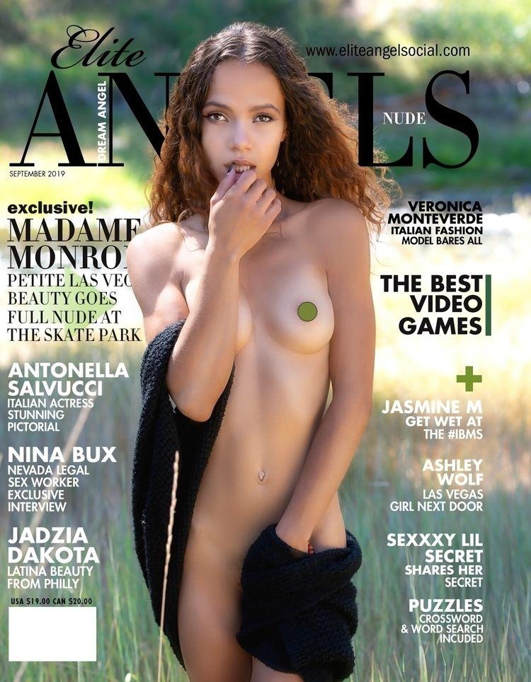 MADAME MONROE | Elite Angels Nu - dreamangelmag | ello