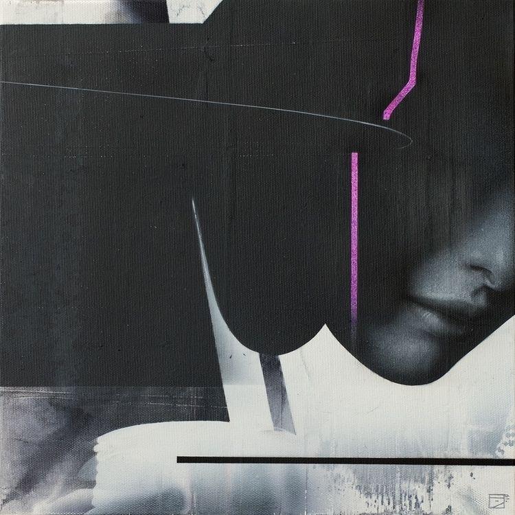 Reverse Memory, 2019, 35*35cm,  - edgarinvoker | ello