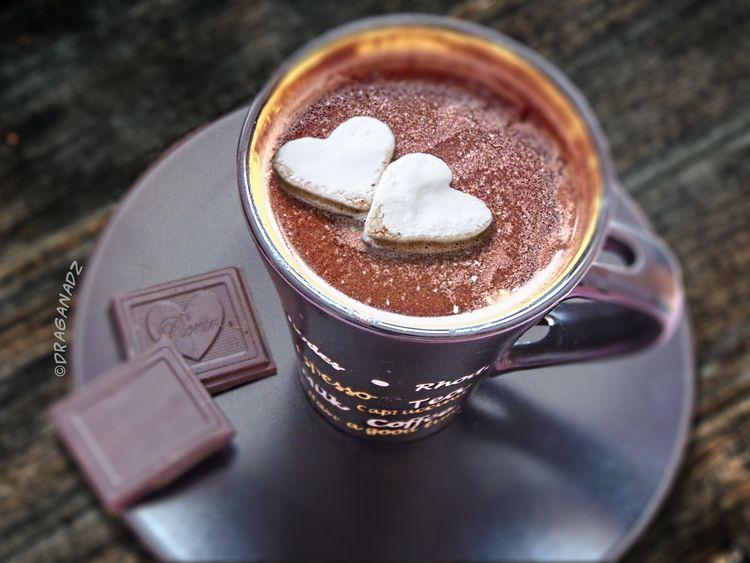 Vegan Hot Chocolate - vegan, chocolate - draganadz | ello