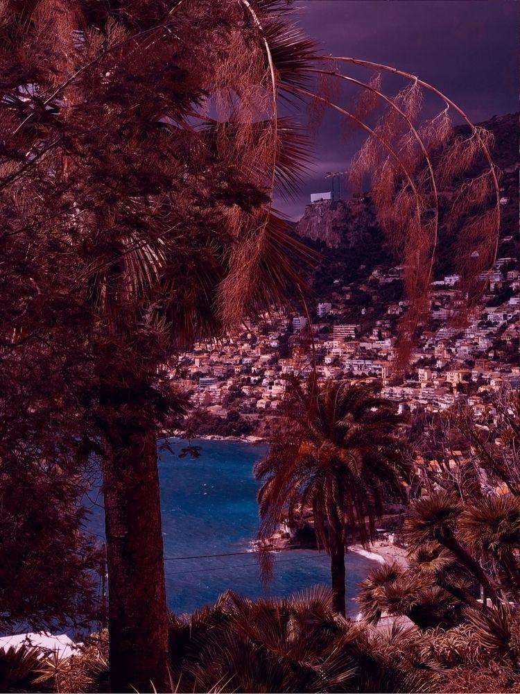 Roquebrune Cap Martin - photography - alexandrascotch | ello