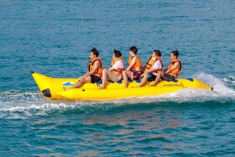 Banana Rides Goa Beach Beaches  - grisellanderson | ello