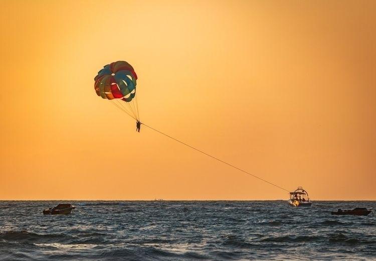 Parasailing Goa recreational ki - grisellanderson | ello