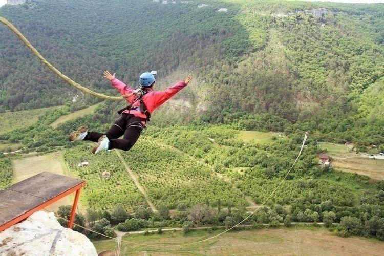 Bungee Jumping Goa planning vis - grisellanderson | ello