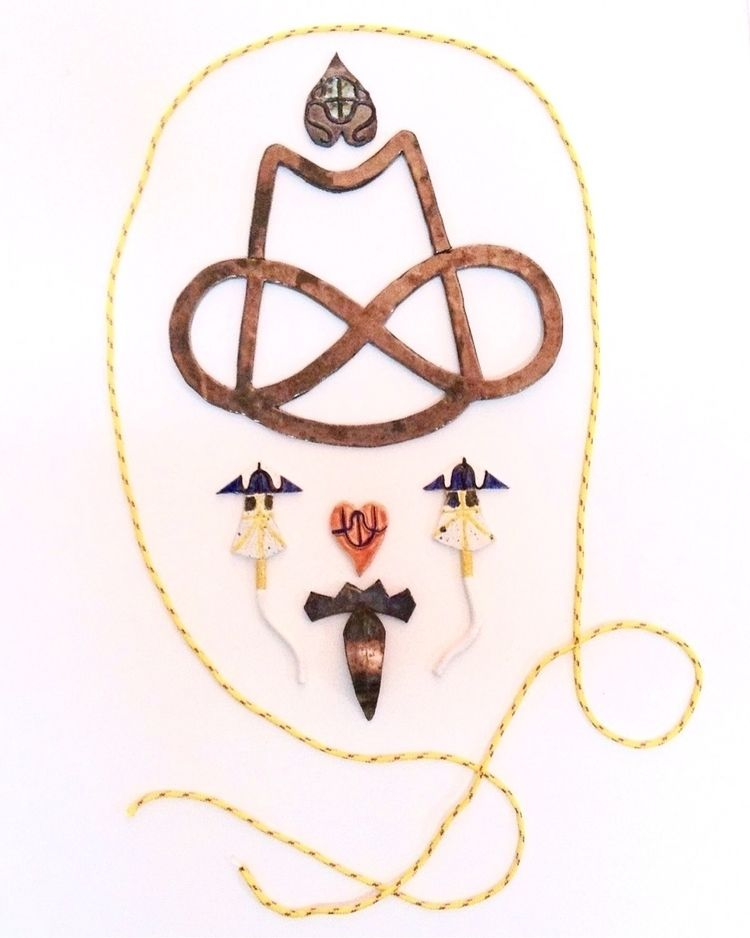 Magician' rope ceramics - fiacielen - studiofiacielen | ello