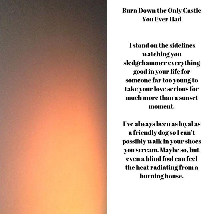 Burn Castle Steve Howard BA cre - stevenbhow | ello
