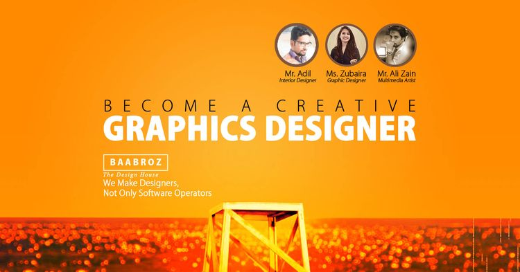 Learn Graphic Designing Courses - baabroz | ello
