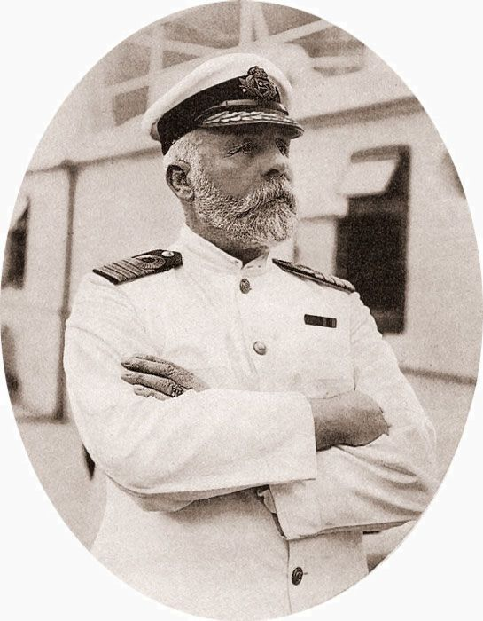 Captain Titanic Edward John Smi - amrowebas | ello