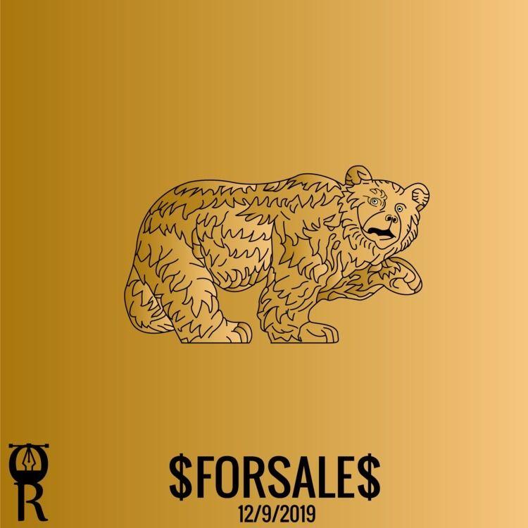 Bear illustration sale - omarraaftdesginer   ello